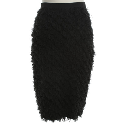 Stefanel skirt in black