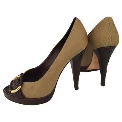 Escada Golden shoes