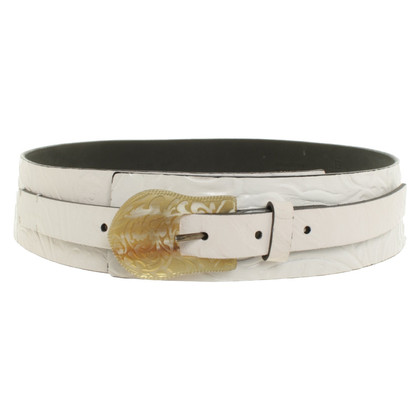 Fendi Belt with floral imprint