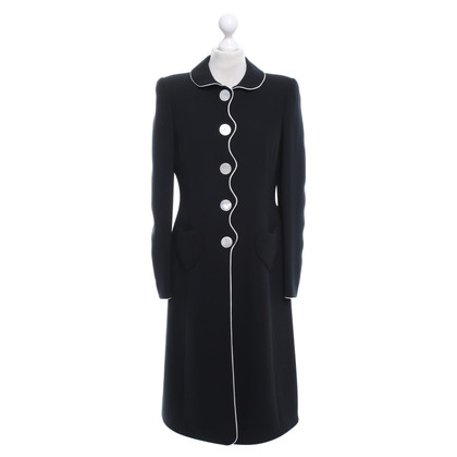 Rena Lange Long coat in black