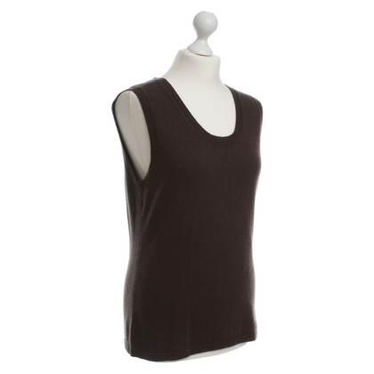 Laurèl Vests in silk/cashmere