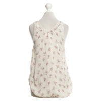 Marni Top with floral pattern