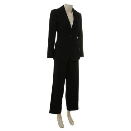Giorgio Armani Pants suit black