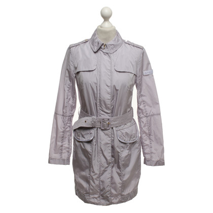 Peuterey Trench coat in lilac