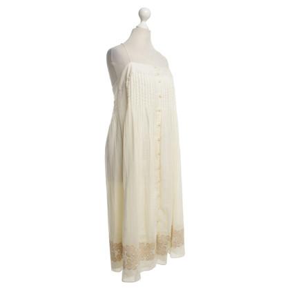 Tibi Robe d'été en beige