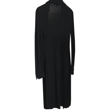 Diane von Furstenberg Elegant wrap dress in black