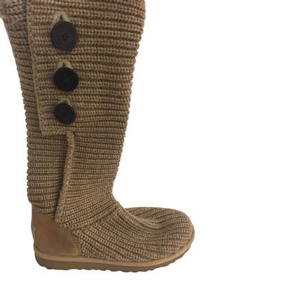 UGG Australia Stiefel aus Strick