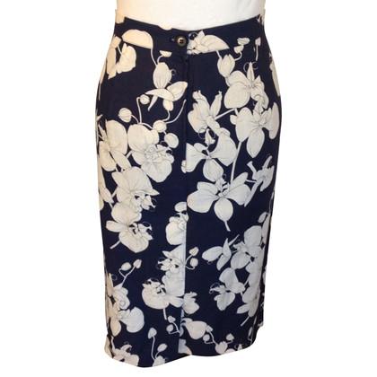 Valentino Linen skirt