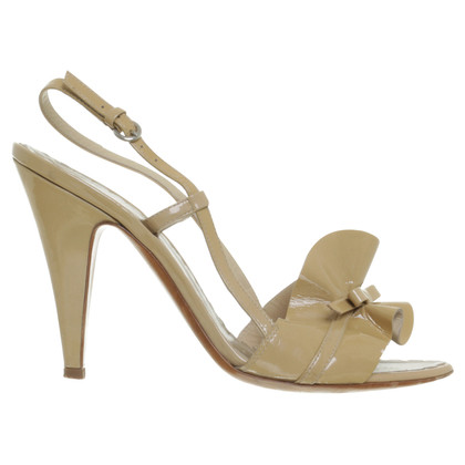 Moschino Cheap and Chic Sandals beige