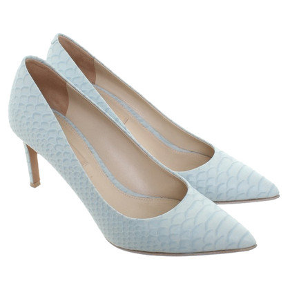 Hugo Boss pumps in light blue