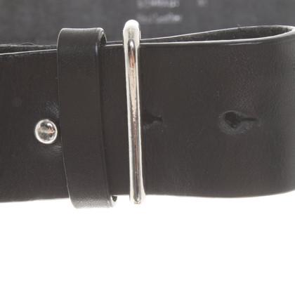 Steffen Schraut Belt in black