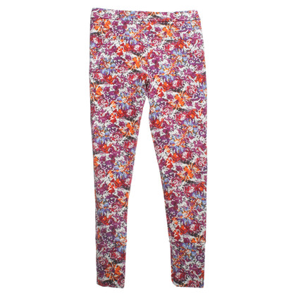Karl Lagerfeld Pants with colorful pattern