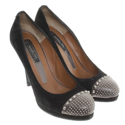 Patrizia Pepe pumps met klinknagels