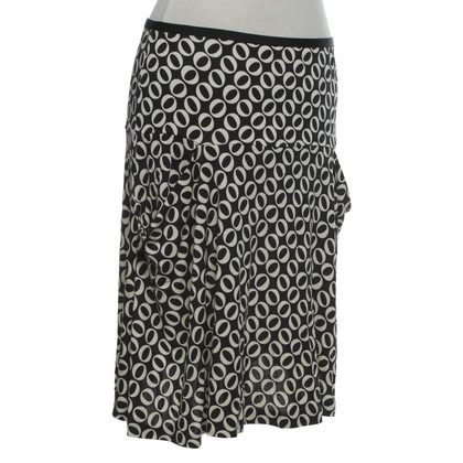 Diane von Furstenberg Patterned silk skirt