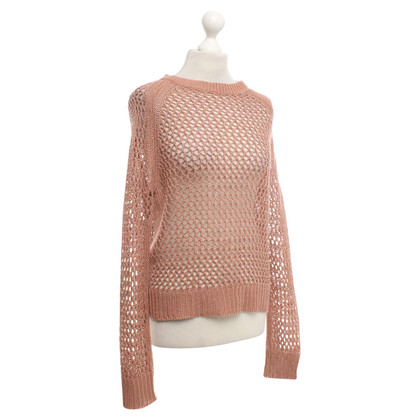 360 Sweater Top avec le motif de trou