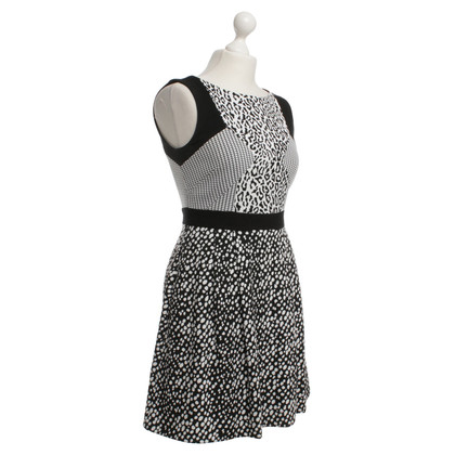Karen Millen patterned dress