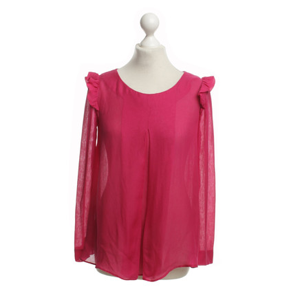 Chloé Blouse in Pink