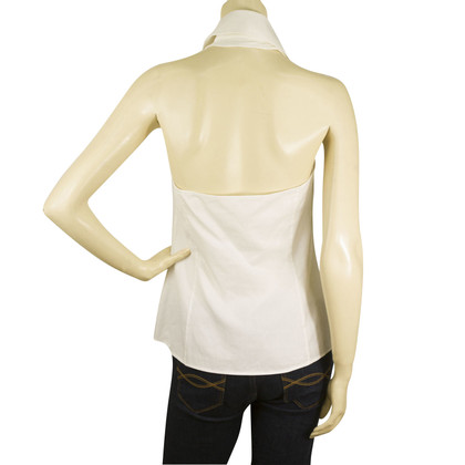 Christian Dior maniche Top