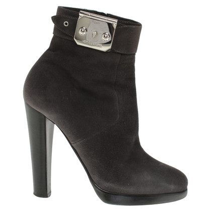 Hermès Ankle boots in grey