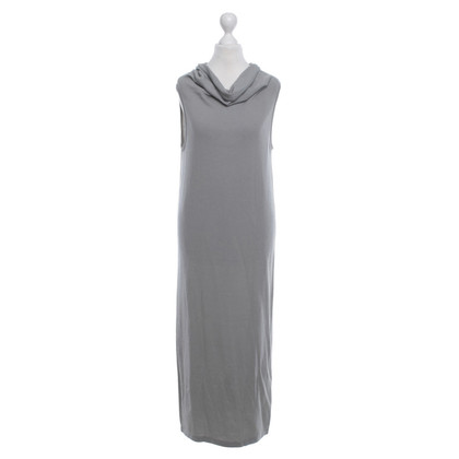 Wolford Long dress with waterfall collar