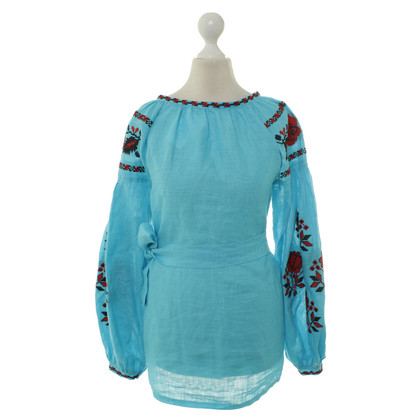 Other Designer Tunic in turquoise