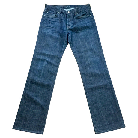 7 Blau For 7 All Jeans For Mankind All gzqv6
