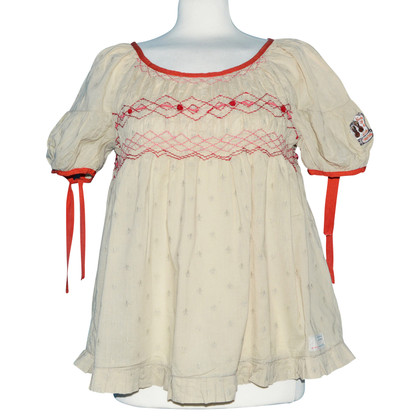 Odd Molly blouse en coton