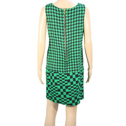 Michael Kors Kleid mit Muster
