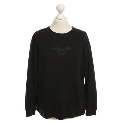 Hermès Felpa in Black