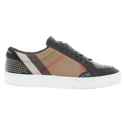 Burberry Sneakers met Nova check patroon