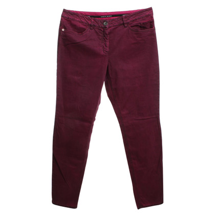 Marc Cain trousers in Fuchsia