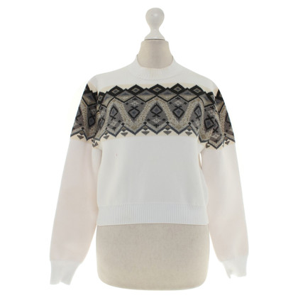Louis Vuitton Sweater with knit pattern
