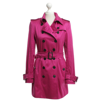 Burberry Trench in rosa