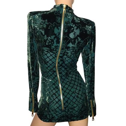 Balmain X H&M abito di velluto