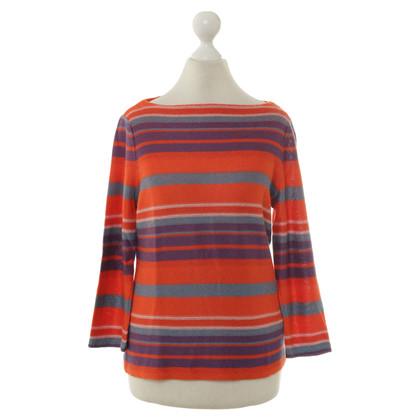 Ralph Lauren Gebreide trui met streeppatroon