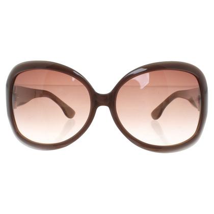 Yves Saint Laurent Sonnenbrille in Braun