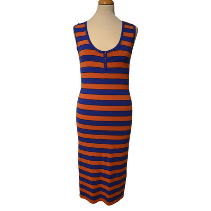 Strenesse Blue Dress with stripes