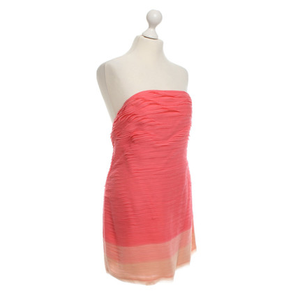 Alice + Olivia Silk dress with color gradient