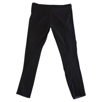 Karen Millen Imitation leather pants in black