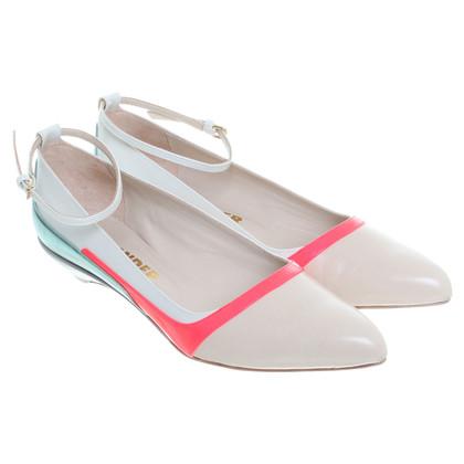 Jil Sander Multi kleur Ballerina's