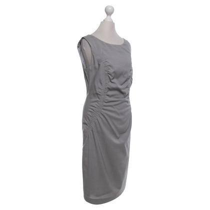 René Lezard Dress in grey
