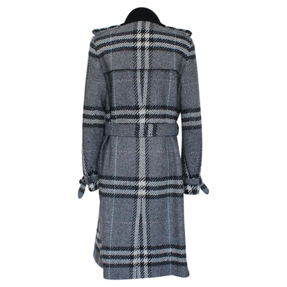 Burberry Check coat