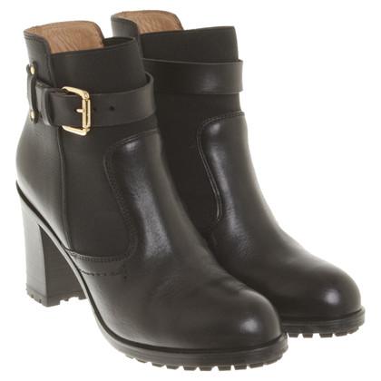 L'autre Chose Boots in Black