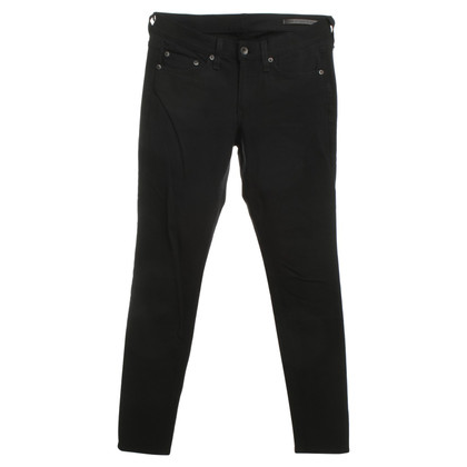 Rag & Bone Jeans in Schwarz