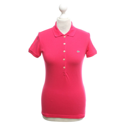 Lacoste Shirt in pink