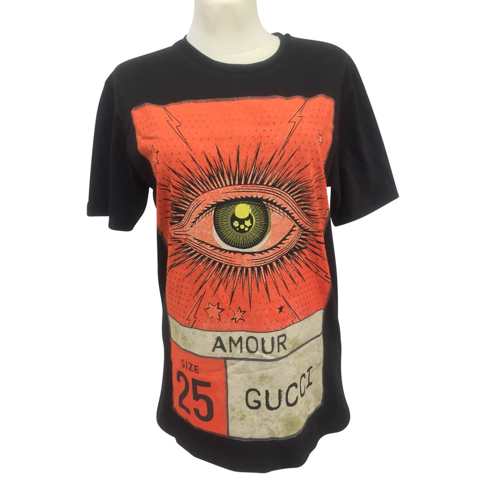 Gucci T-Shirt mit Muster