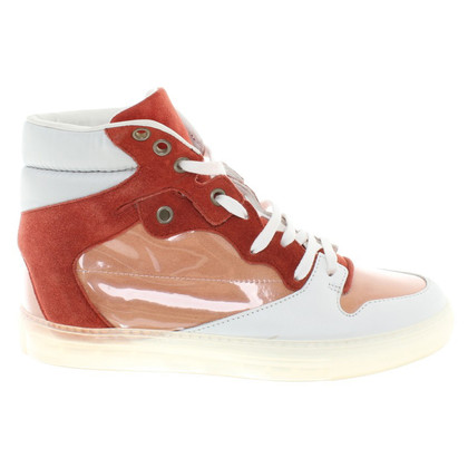 Balenciaga Sneakers con dettagli in suede