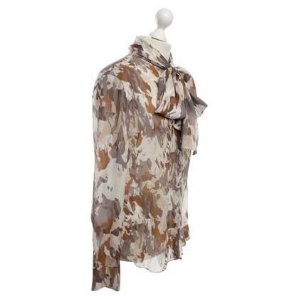 Strenesse Silk blouse in multicolor