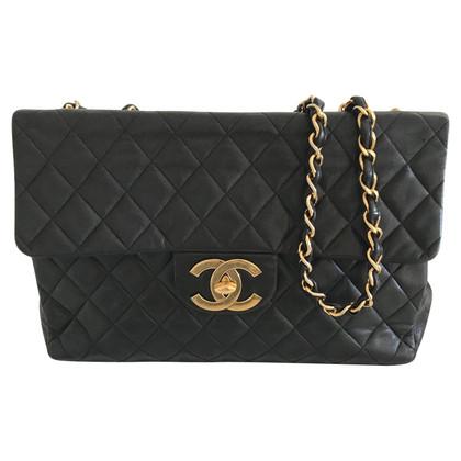 "Chanel ""Maxi Flap Bag"" vintage"