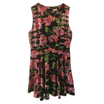 Manoush Kleid mit Blumenmuster